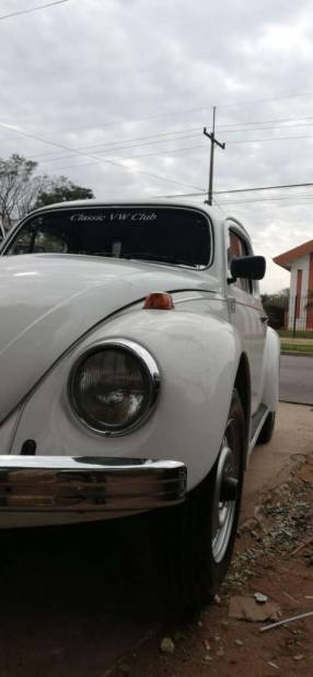 VW Escarabajo Brasileiro 1984