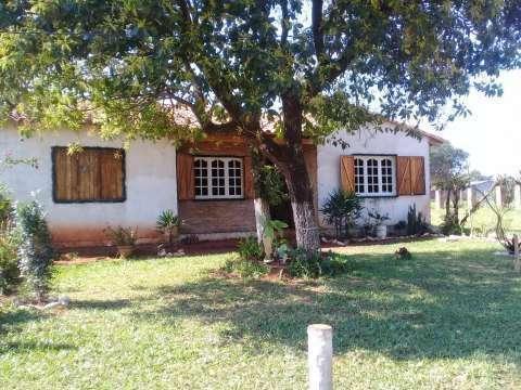 Casa a terminar en Ypané