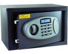 Caja de seguridad digital con LCD (Chica)