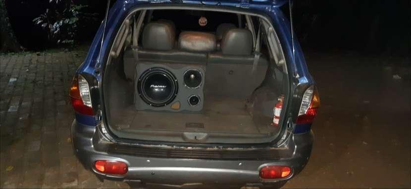 Hyundai santa Fe 2004 - 7