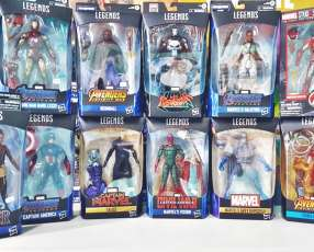 Marvel Legends Oficiales