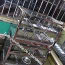 Exhibidor 8 bandejas ac inox - 0