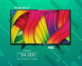 Tv AOC HD 32 pulgadas