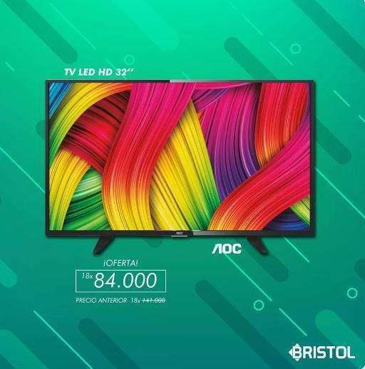 Tv AOC HD 32 pulgadas - 0