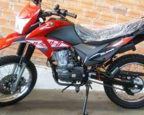 Moto Kalahari 150cc