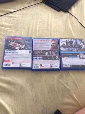 3 juegos PS4 - 1