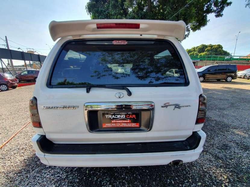 Toyota hilux surf naftero 2000 - 3