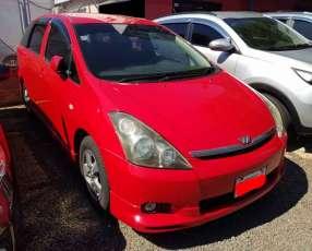 Toyota wish 2003/1800 cc. automático.