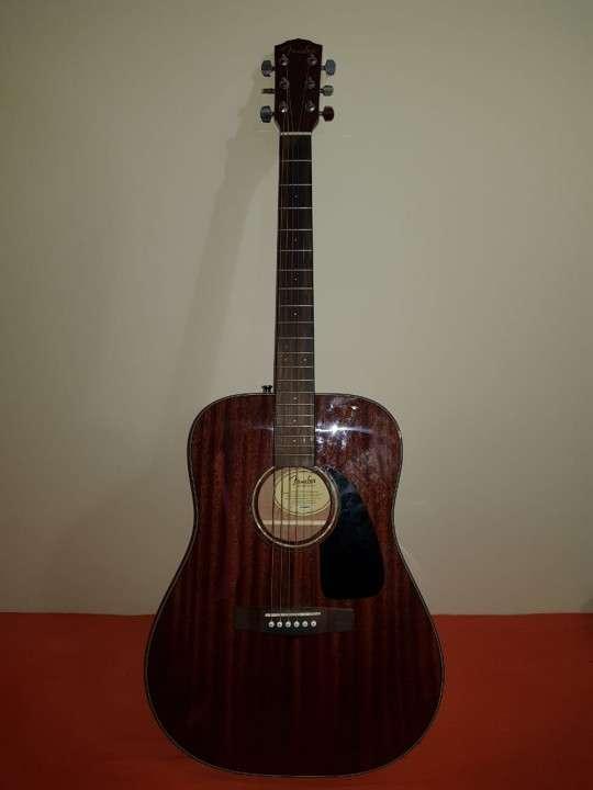Guitarra acústica Fender CD60 y estuche rígido Fender - 1