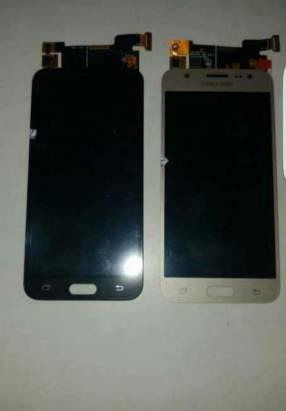 Cambio de display Samsung linea J