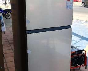 Heladera goodweather 490 litros comercial inox frio seco