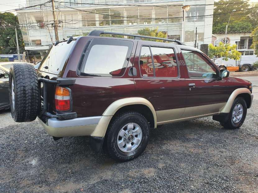 Nissan Terrano PR50 1997 motor td27 2.7 diésel automático - 4