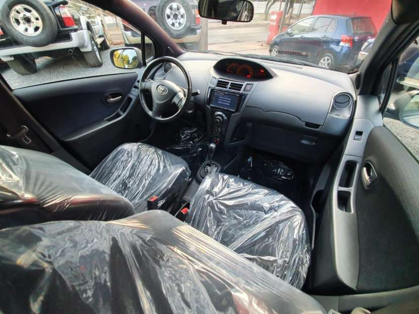 Toyota new vitz rs 2009/10 motor 1300 caja automatica - 6