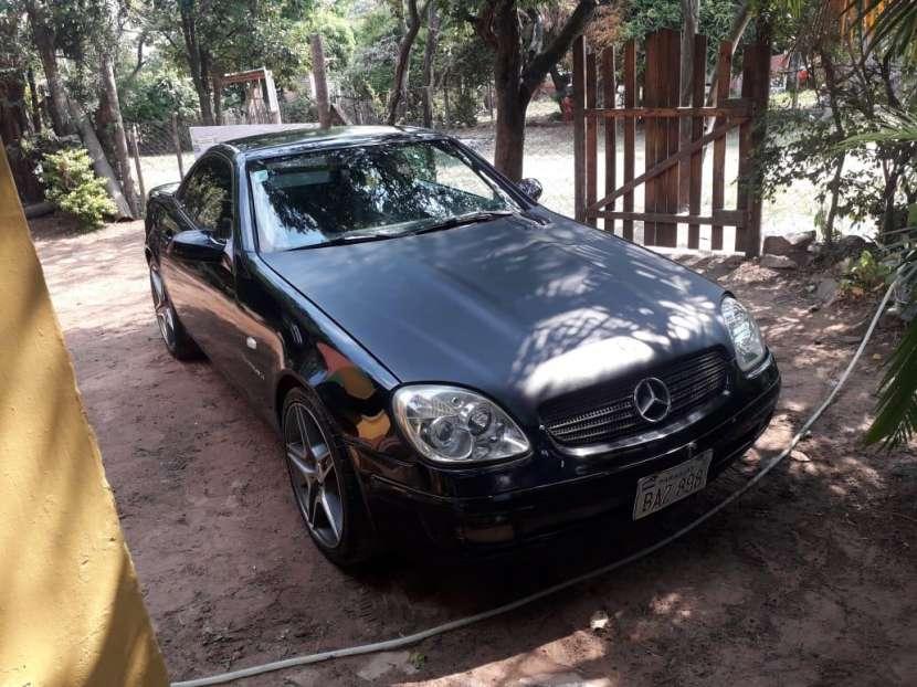 Mercedes Benz SLK 230 kompressor 1999 descapotable - 7
