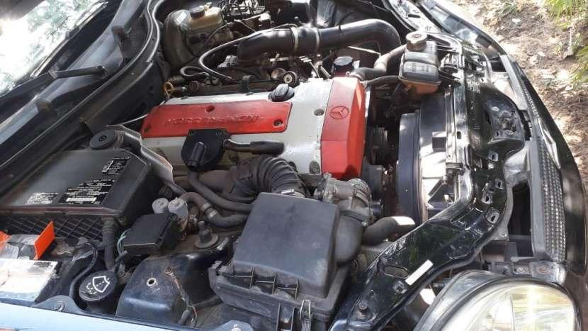 Mercedes Benz SLK 230 kompressor 1999 descapotable - 9