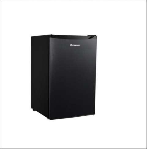 Heladera Frigobar 110 litros Negro