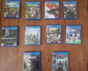 Juegos para PS4
