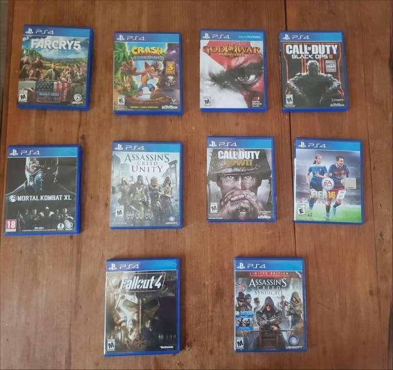 Juegos para PS4 - 0