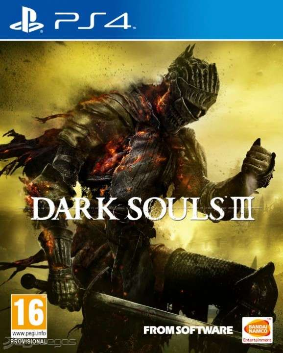 Dark Souls 3 PS4 - 0