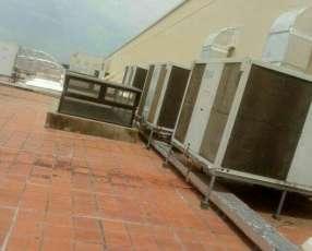Reparación placa Aire y lavarropas instalación aire