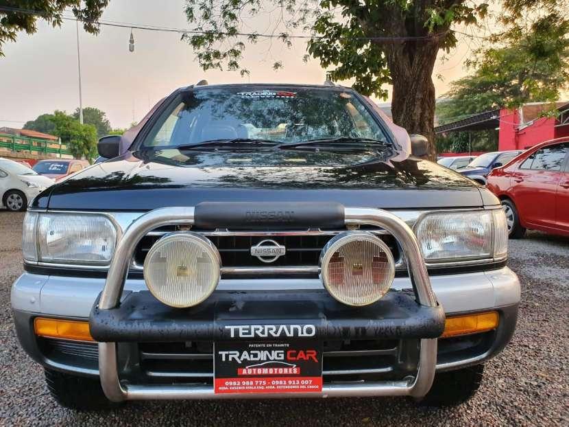 Nissan Terrano PR50 1996 - 1