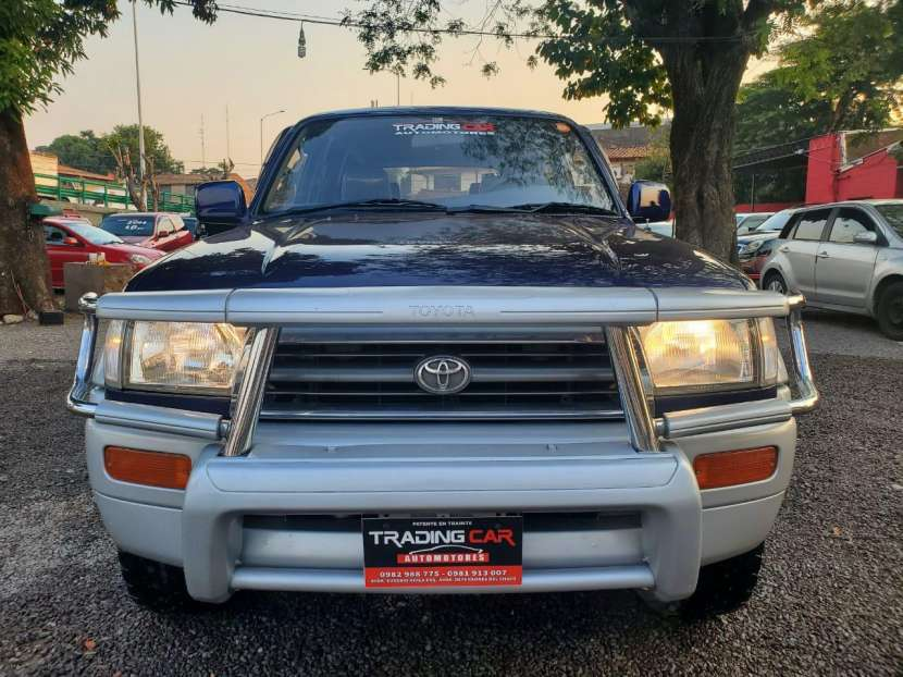 Toyota hilux surf 1997 - 2