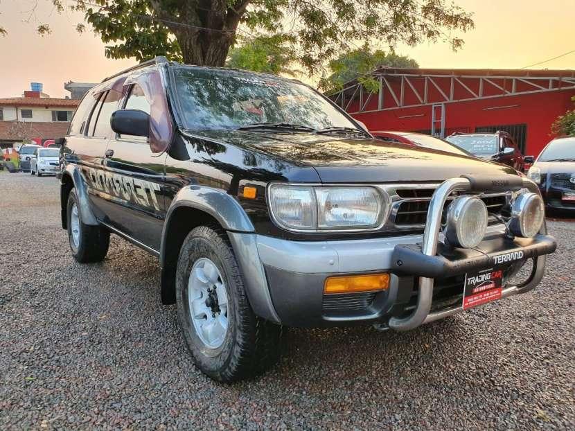 Nissan Terrano PR50 1996 - 5