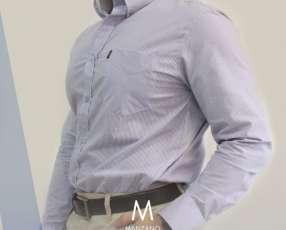 Camisa mangas largas