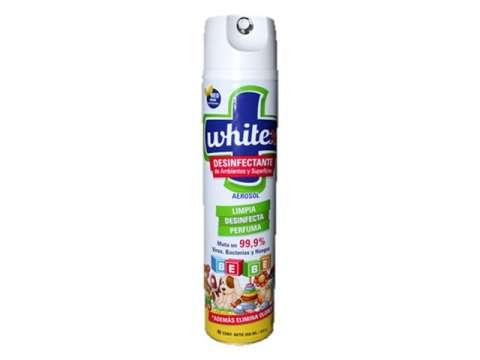 Desinfectante en aerosol Whitex bebé