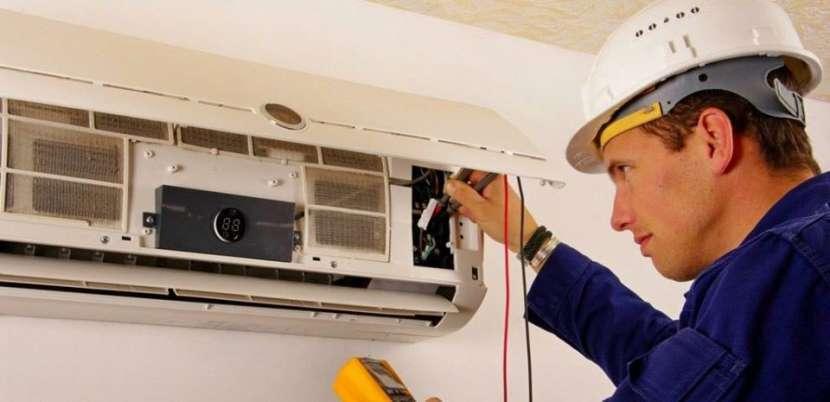 Instalación mantenimiento y reparación de aires acondicionados - 2