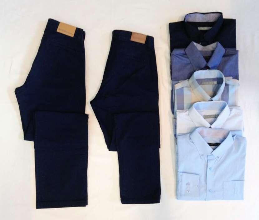 Pantalones Sport Elegante - 3