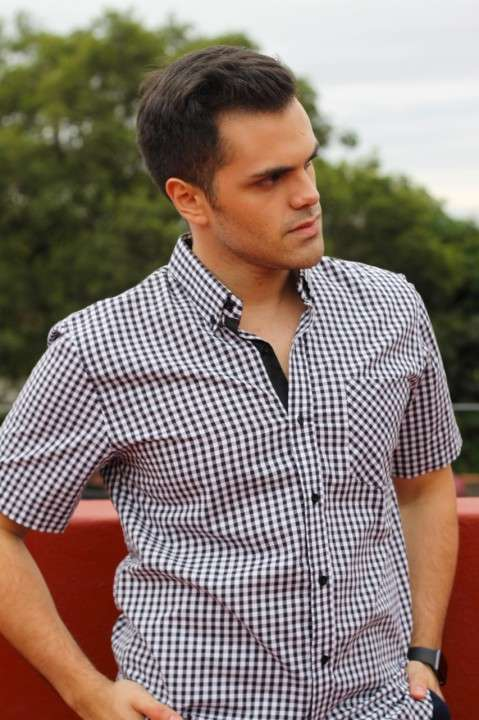 Camisas mangas cortas - 1