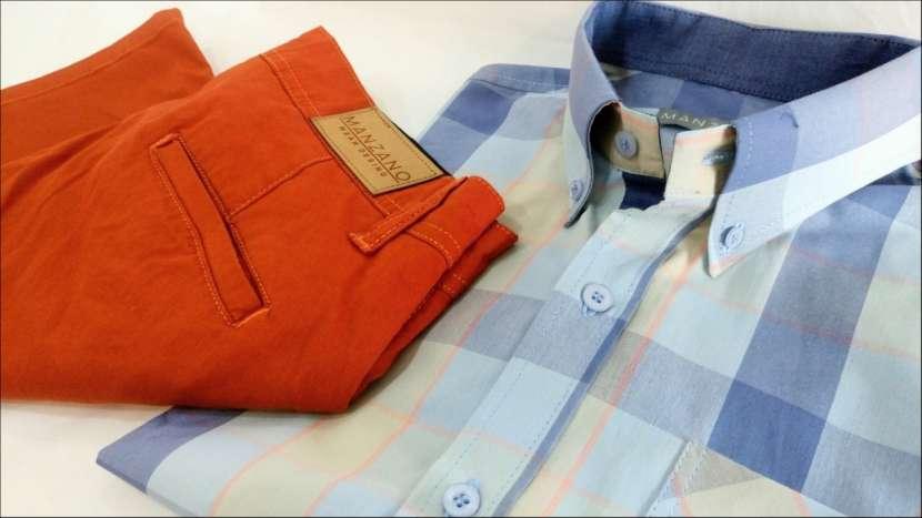 Camisas mangas cortas - 8