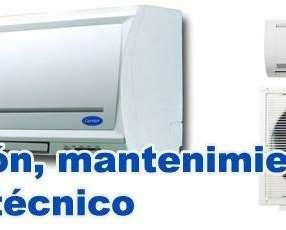 Instalacion, mantenimiento, reparación de aire acondicionado