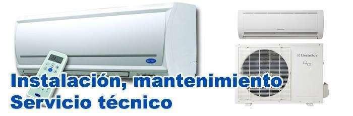 Instalación mantenimiento y reparación de aires acondicionados - 0