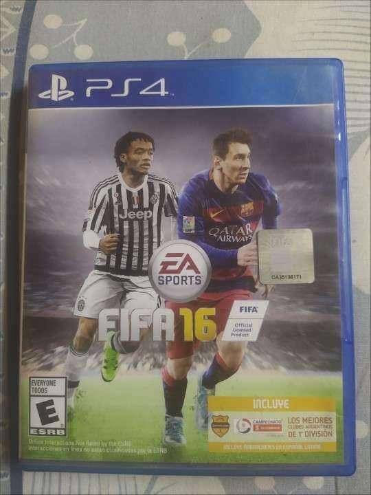 FIFA 16 para PS4 - 0