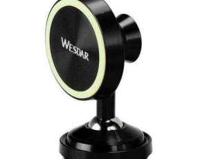 Soporte magnético Wesdar