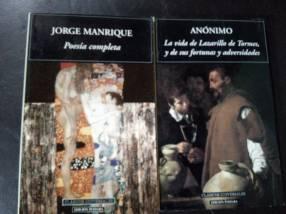 Poesía Completa y El Lazarillo de Tormes