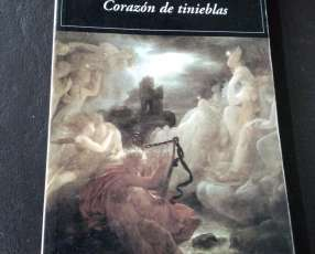Libro de Joseph Conrad Corazón de tinieblas