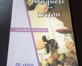 Libro de Platón El Banquete