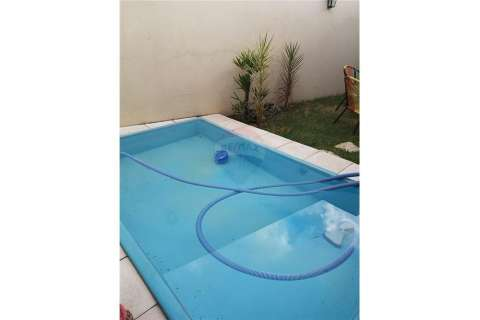 Duplex con piscina