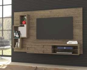 Mueble para tv panel Elena