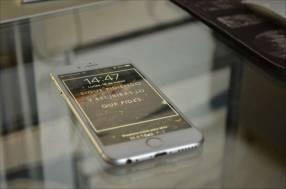 iPhone 6S de 32 gb silver