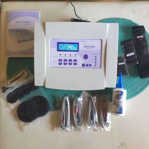 Electrodos de 5 canales corporal y facial