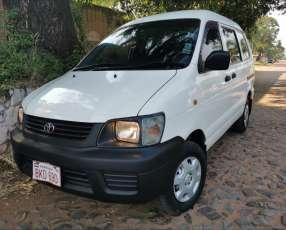 Toyota noah carguero 2002