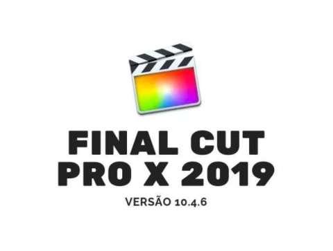 Final Cut Pro X 2019 Sierra/Mojave