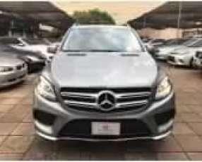 Mercedes benz gle 350 look amg 2016 motor 3.5 v6 naftero