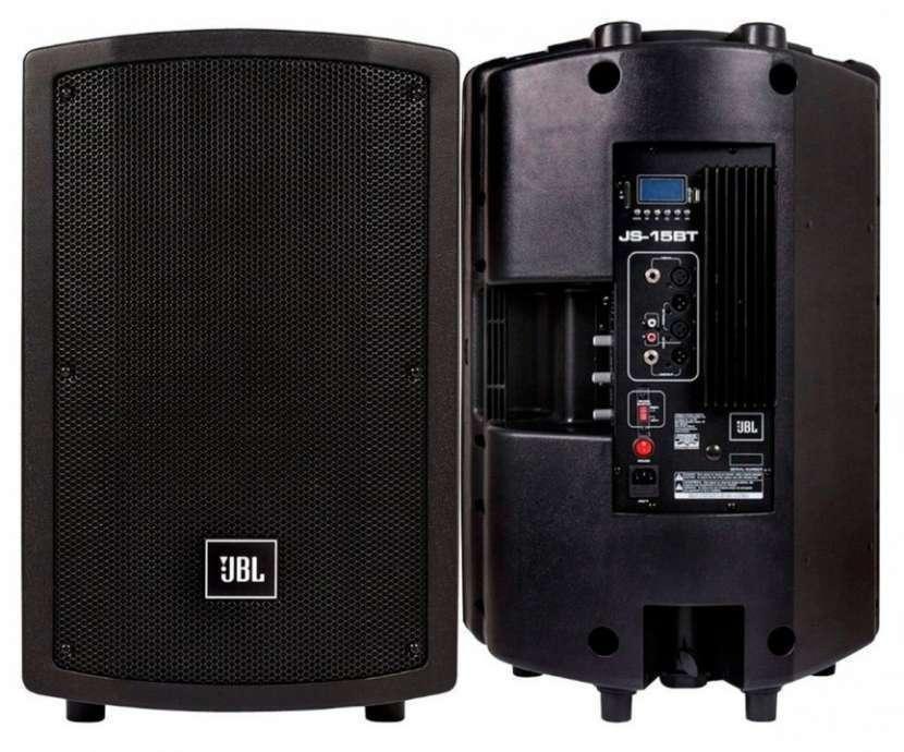 Caja acústica JBL JS15-BT 15 - 1