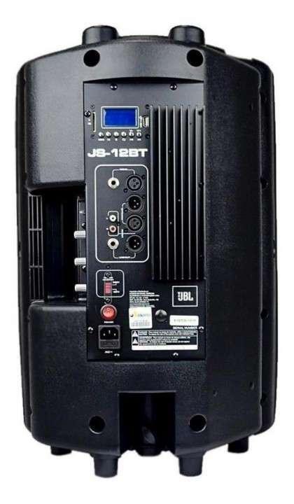 Caja acústica JBL JS12-BT 12 - 2