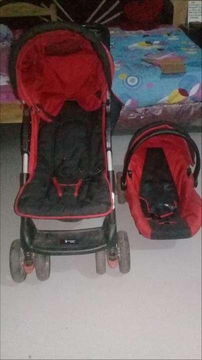 Carrito + babyset - 0